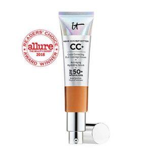 NWT It Cosmetics CC+ Cream with SPF 50+ - Rich